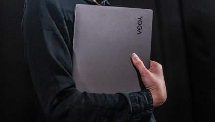Огляд ноутбука Lenovo YOGA S940: продуктивність у вишуканому дизайні