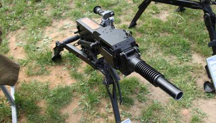 Техніка війни: Потужний гранатомет АГС-17 на Донбасі. Браковані БТР-4
