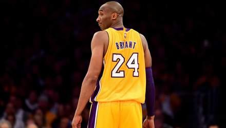 Коби Брайант – история жизни легендарного баскетболиста