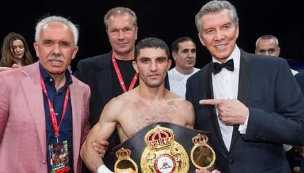Далакян – Перес: промо-ролик поєдинку за титул WBA