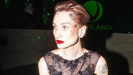 Учасниця Топ-модель по-українськи вийшла на подіум показу Жана-Поля Готьє
