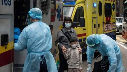 Як працюють медики в Ухані, де найбільший спалах коронавірусу: вражаючий фоторепортаж