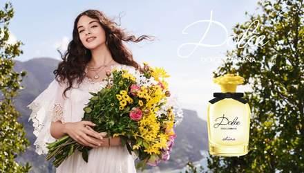 Дочка Моніки Беллуччі стала обличчям аромату Dolce & Gabbana