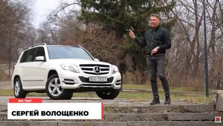 Big Test подержанного Mercedes-Benz GLK: звездное здоровье