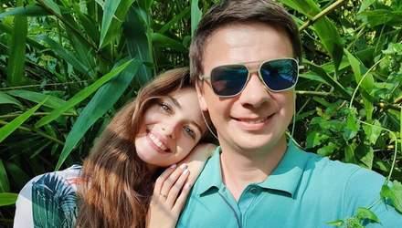 Дмитрий Комаров рассказал о разлуке с любимой