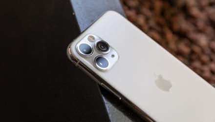 Випромінювання iPhone 11 Pro вдвічі перевищує норму, – тестування