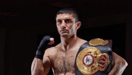 Артем Далакян – жертва войны в Нагорном Карабахе, украинский чемпион мира по боксу