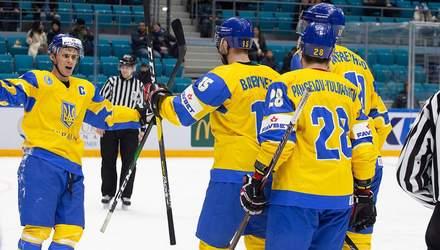 Збірна України з хокею програла Польщі та не зіграє на Олімпіаді-2022