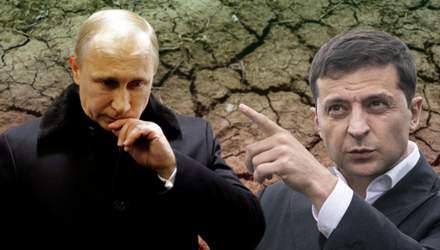 Крим без води: чи допоможе Зеленський анексованому півострову