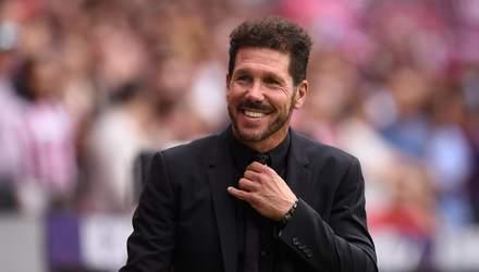 Диего Симеоне – самый высокооплачиваемый тренер в Европе, Гвардиола – второй, Зидан только пятый