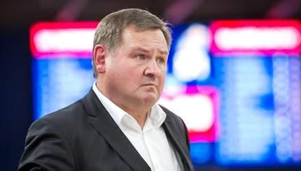 Колишній головний тренер збірної України несподівано залишився без роботи