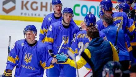 Збірна України з хокею розгромила Нідерланди в останньому матчі відбору на Олімпіаду-2022