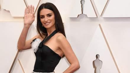 Черная королева в Chanel: Пенелопа Крус ошеломила выходом на красной дорожке Оскара-2020