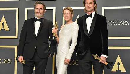 Оскар-2020: усі головні нагороди отримали вегетаріанці