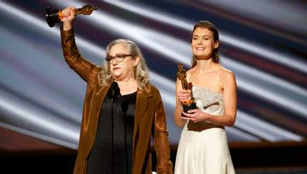 Украинка Елена Андрейчева получила награду на Оскаре-2020