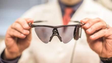 Протез глаза подключили к мозгу слепой женщины и восстановили ей зрение