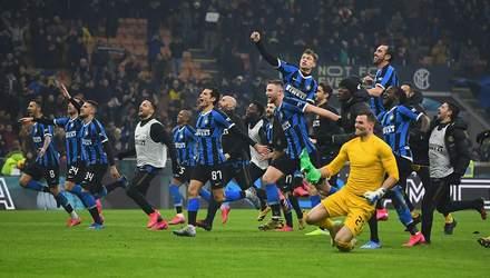 Інтер – Наполі: прогноз букмекерів на 1/2 фіналу Кубка Італії