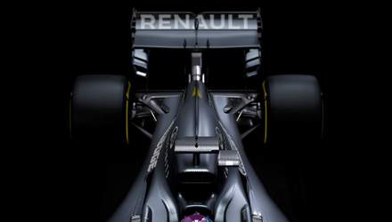 Команда Renault странно представила болид Формулы-1 2020 года – фото