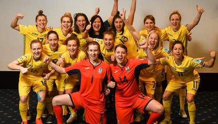 Украина узнала своих соперников в отборе на женский Евро-2021 по футзалу
