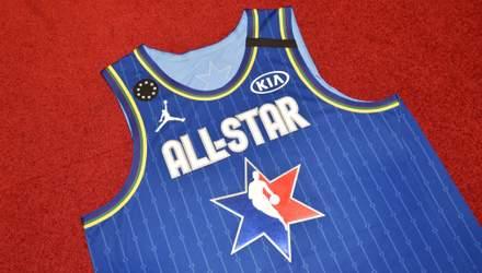 На форме команд Матча всех звезд НБА будет нашивка в память о Коби Брайанте: фото