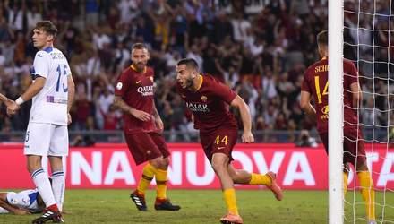 Аталанта – Рома: где смотреть матч чемпионата Италии