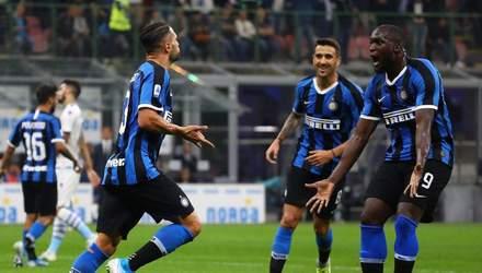 Лацио – Интер: прогноз букмекеров на матч Серии А