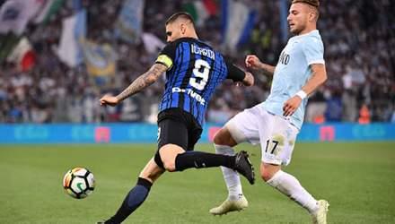 Лацио-Интер: где смотреть матч чемпионата Италии