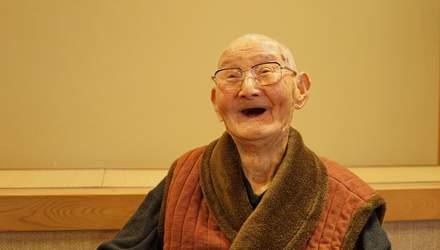 Найстарішому чоловіку у світі 112 років: секрет його довголіття простий