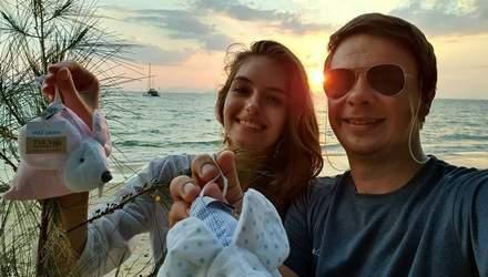 Дмитрий Комаров рассказал, какой сюрприз сделал жене на День влюбленных