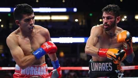 Бывший соперник Ломаченко чуть не вынес противника с ринга в четвертом раунде – видео