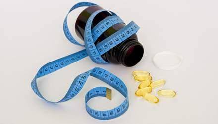 Масштабне дослідження продемонструвало справжню користь таблеток для схуднення