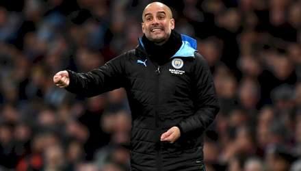 """Гвардіола розповів, що буде робити у випадку виключення """"Манчестер Сіті"""" з АПЛ"""