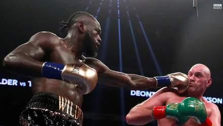 Деонтей Уайлдер – Тайсон Ф'юрі: де дивитися чемпіонський реванш