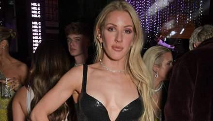 """""""Голые"""" платья и соблазнительные мини: звезды развлеклись на вечеринке по случаю British Awards"""