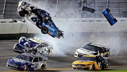 Легендарний гонщик Ньюман потрапив у моторошну аварію: відео