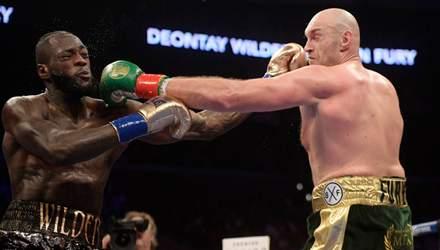 Ф'юрі чи Уайлдер: на кого ставлять зірки боксу