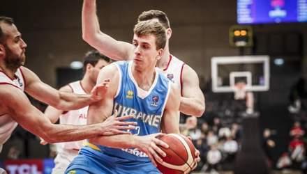 Збірна України переможно стартувала у відборі на Євробаскет-2021