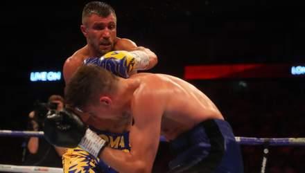Бой Ломаченко получил особое отличие WBC: видео