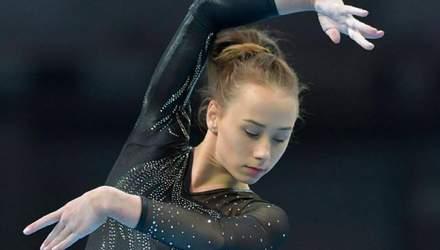 Украинка победила на этапе Кубка мира по спортивной гимнастике в Мельбурне