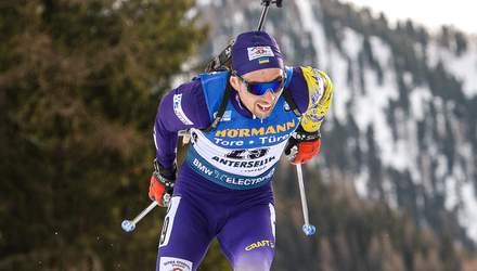 Чемпионат мира по биатлону: мужскую эстафету ярко выиграла Франция, Украина только 12-я