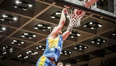 Збірна України на останній секунді віддала перемогу Угорщині у відборі на Євробаскет-2021