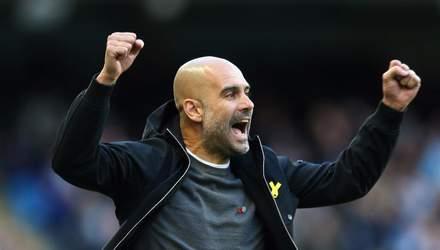 Испанец Гвардиола – единоличный лидер по количеству побед в плей-офф Лиги чемпионов