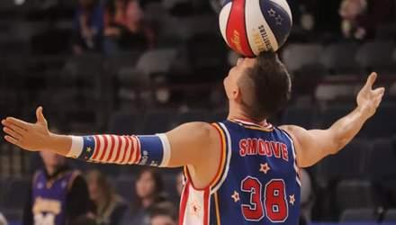 Украинец попал в легендарную баскетбольную команду: захватывающая история