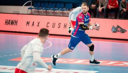 Ефектний гол українця став найкращим в турі гандбольної Ліги чемпіонів: відео