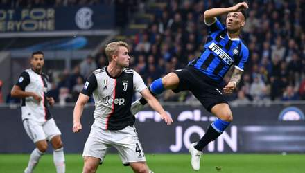 Ювентус – Интер: где смотреть топ-матч Серии А