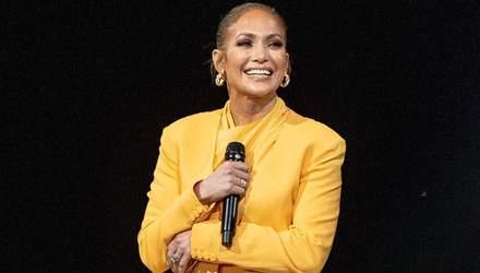 Я відчула, що підвела всіх, – у яскравому костюмі Дженніфер Лопес розповіла про Оскар-2020