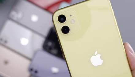 iPhone 11 продовжив працювати після того, як пролежав два місяці на дні озера