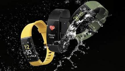 Realme Band  – новый фитнес-браслет с цветным экраном и зарядкой через USB