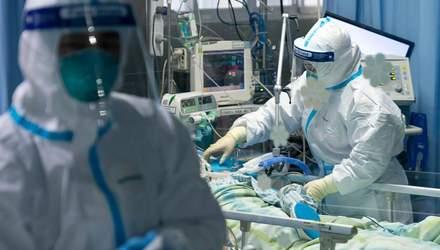 Вперше хворому на коронавірус пересадили легені