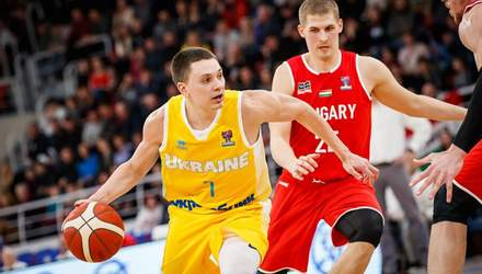 Оновлений рейтинг ФІБА: чоловіча збірна України з баскетболу залишилась у топ-30